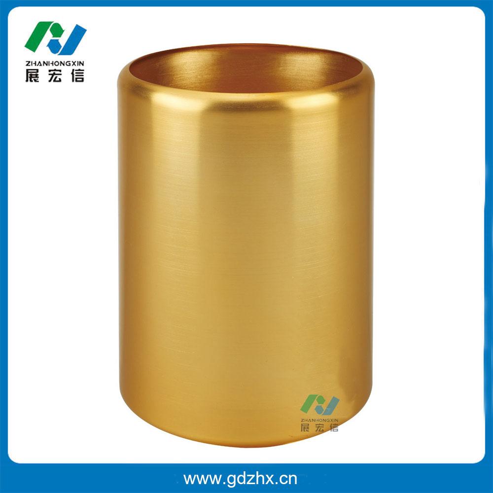 铝合金圆形房间桶(黄金、GPX-3A)