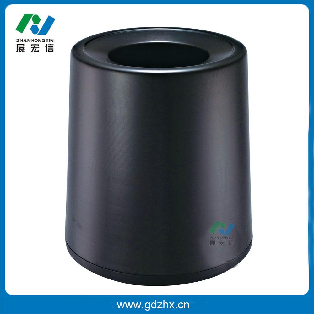 铝合金锥形房间桶(黑色、GPX-3D)