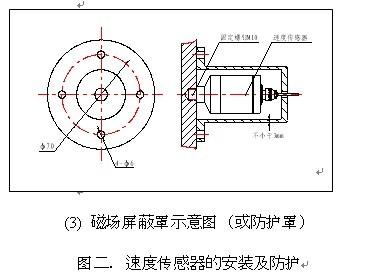 风机振动传感器-9200