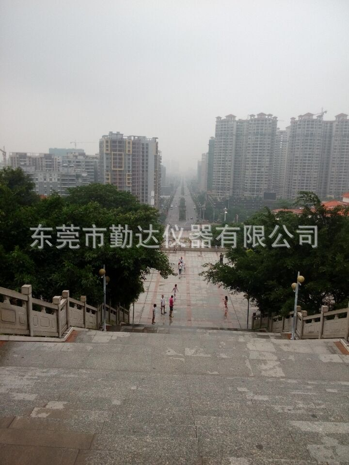 勤达仪器(东莞)2015欢迎游