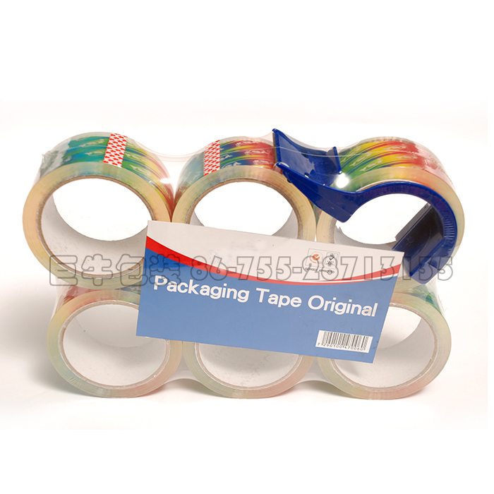 strong ashesion bopp packing packing tape factory driect sale made in shenzhen