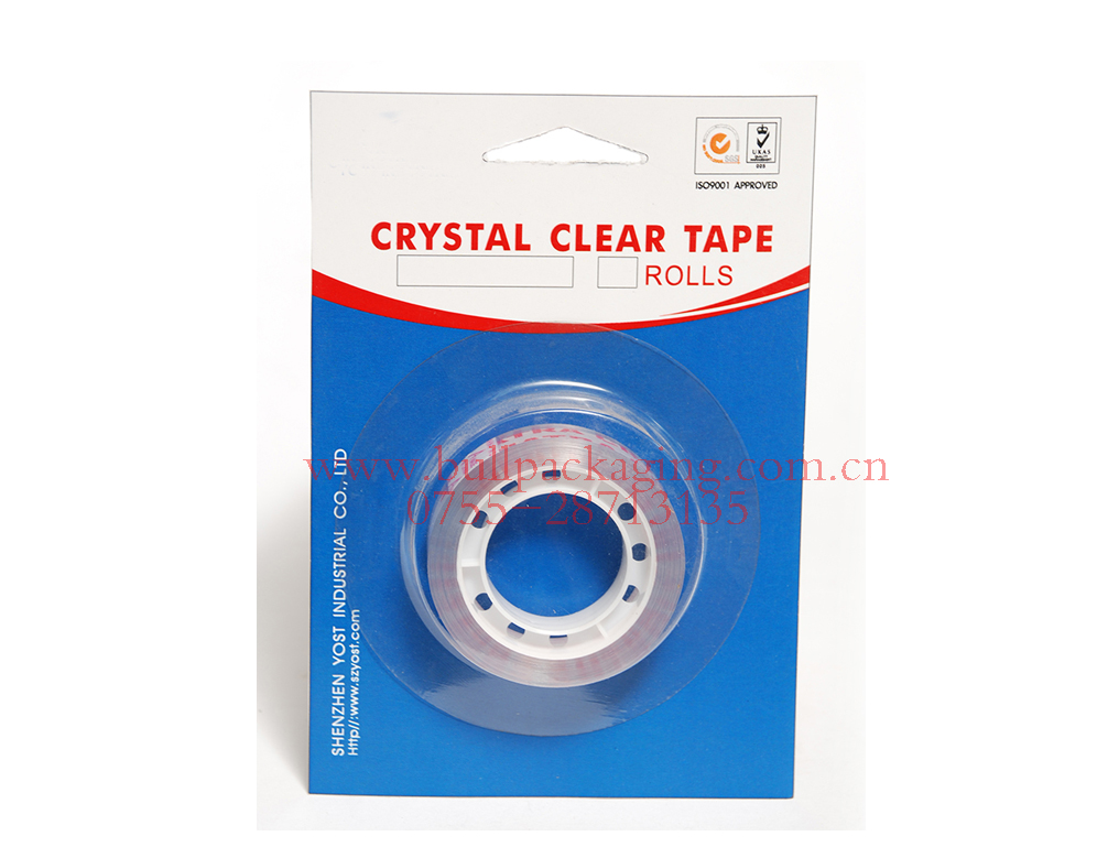 transparent water based acrylic stationery tape