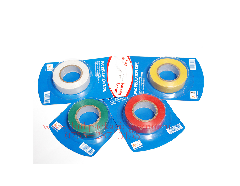 strong adhesion non-deteriorating weather resistant PVC insulation tape