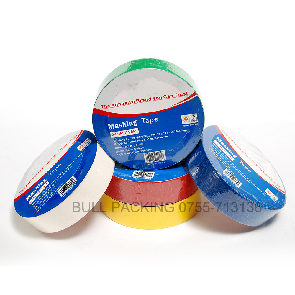 Multifunctional tapes masking tape with high quality