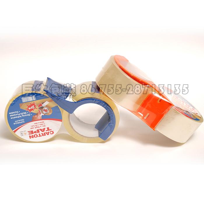 Pressure-sensitive acrylic adhesive BOPP packing tape