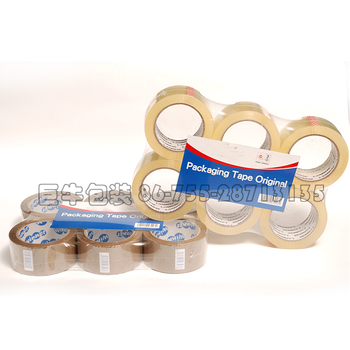 48mm Heat resistant BOPP packing tape manufacturer