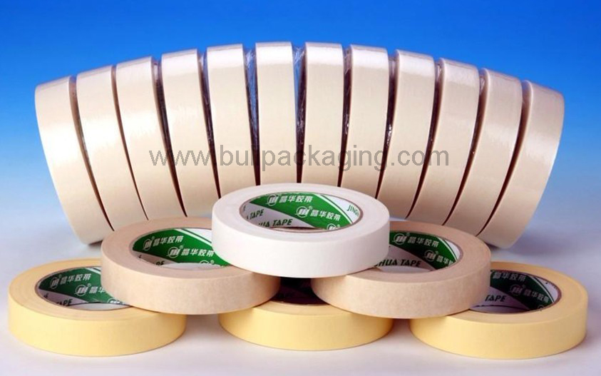 Famous brand masking tape with high quality made in china