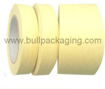 High transparent tape for packing masking tape