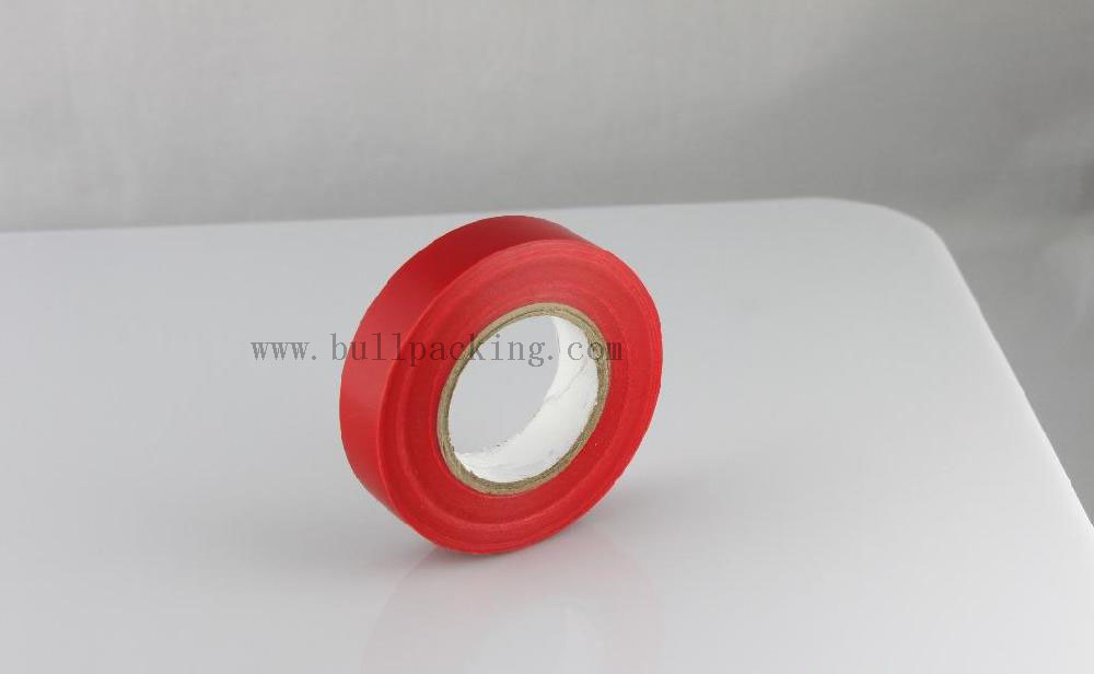 high voltage resistant Comparative price easy tears PVC insulation tape