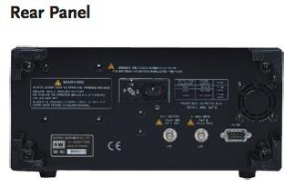 台湾固纬GRS-6052A模拟数字实时存储示波器,50MHz 实时/数字存储示波器,100MS/S取样率,10组波形存储/呼叫