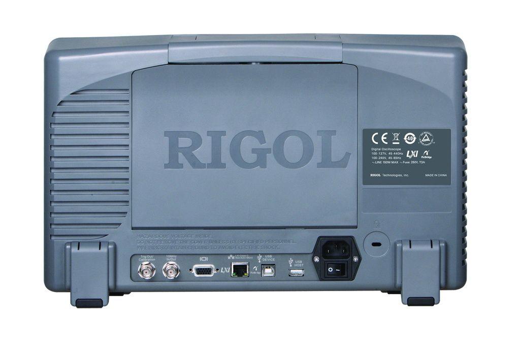 北京普源DS6064数字存储示波器,600MHz带宽,4通道,5GSa/s采样率,可加电池选件,脱离市电使用