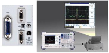 台湾固纬GSP-830,3GHz频谱分析仪 ,9KHz-3GHz,低底噪(-117dBm@1GHz, 3k RBW)