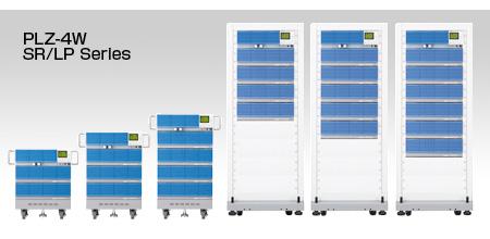 菊水PLZ664WA直流电子负载,0 〜 150V, 132A, 660W,上升时间:10µs的高速响应,标准安装有USB接口