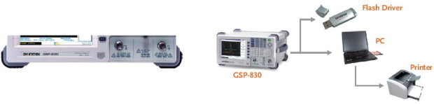 固纬GSP-830频谱分析仪