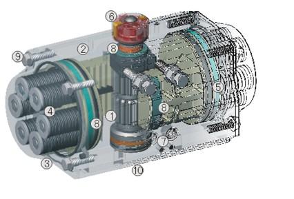 意大利型AT氣動執行器