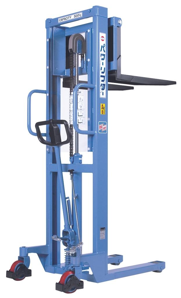 日本OPK欧琵凯 PL-H1000-15L 堆高机 手动堆高机