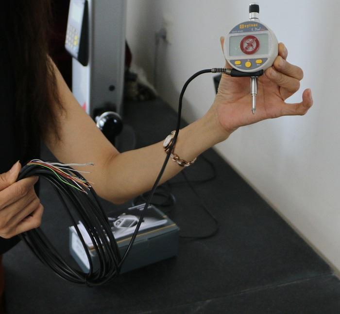 Sylvac PLC数显千分表_可连接编程控制_自带PLC数据线 | 瑞士丹青官网提供