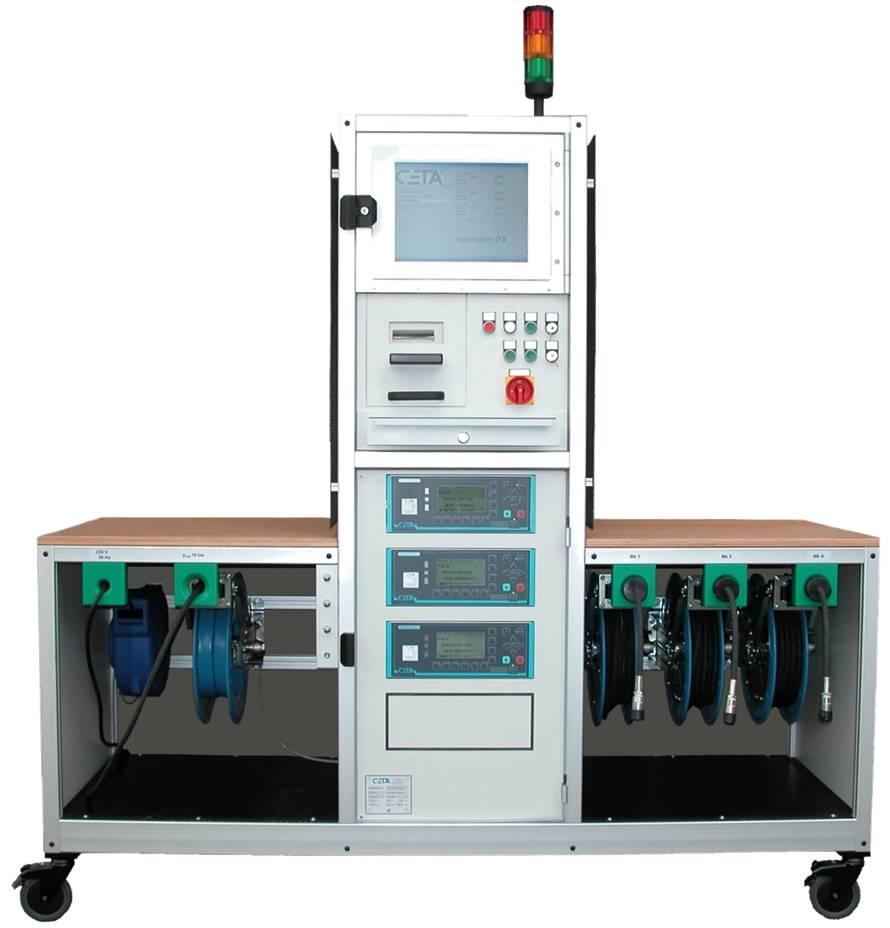 Leak Test|泄露仪 CETATEST 515_可在三种不同模式下运行 | 瑞士丹青官网提供