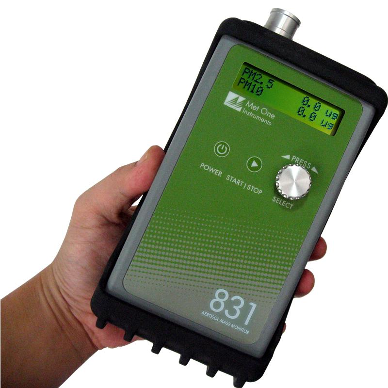 831PM值检测仪