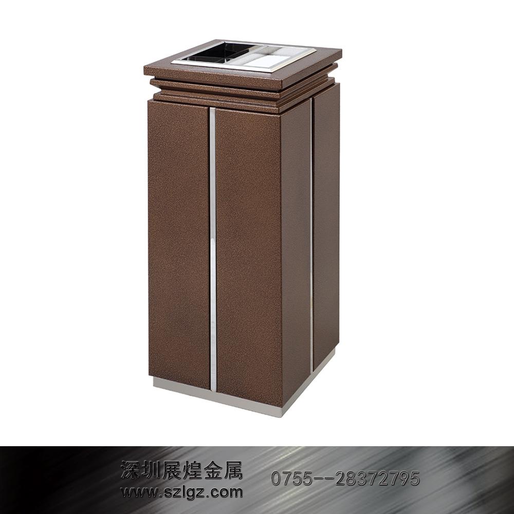 方形烤漆烟灰桶