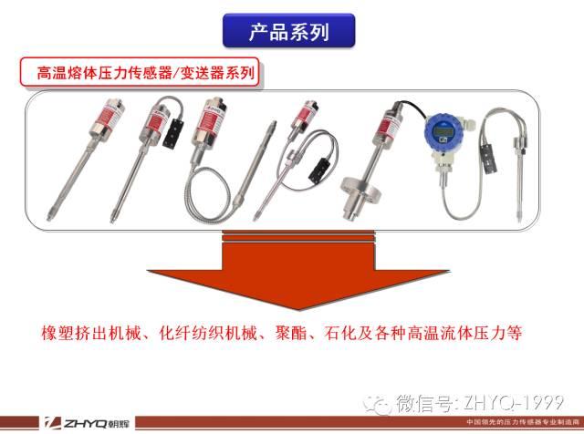 上海朝辉压裂车专用压力传感器