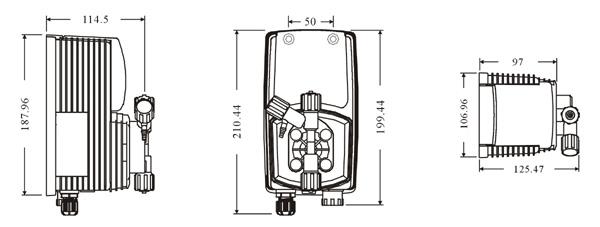 意大利爱米克计量泵V系列