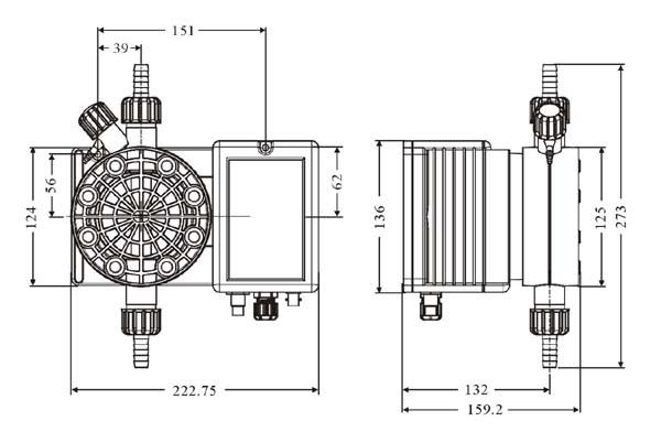 EMEC计量泵T系列