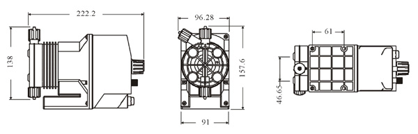 意大利EMEC计量泵K系列