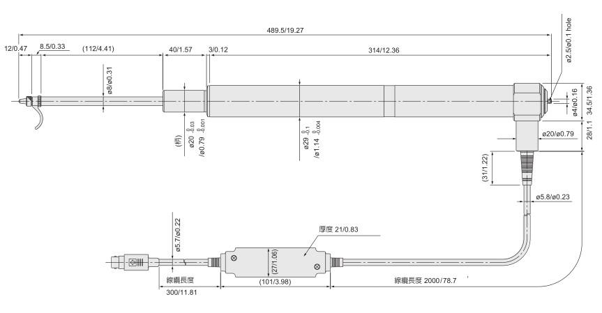 SONY110mm测量高度计套装