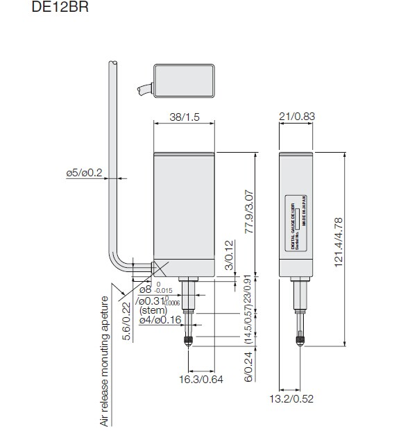 DE-12BR探规/DE-30BR