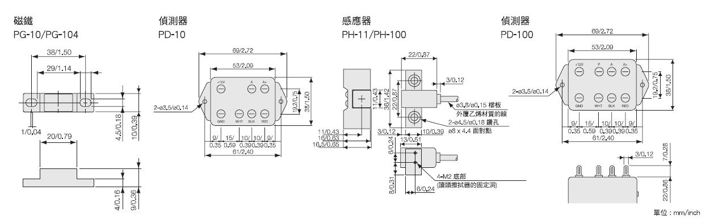 磁性开关SET-B3/SET-K2