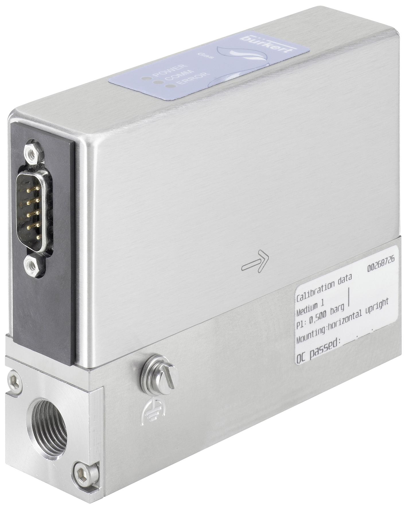 德国宝帝流量控制器,burkert流量控制器系列选型