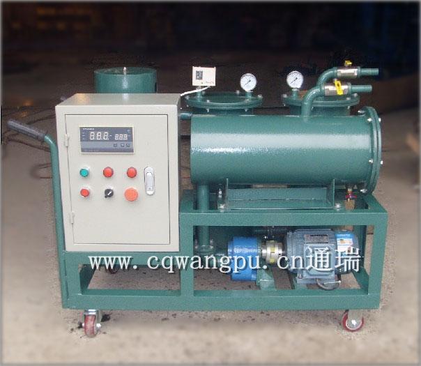 YL-R加热型油过滤机