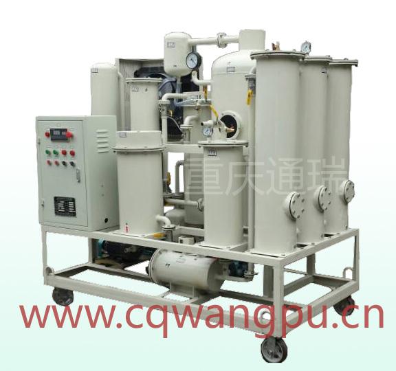 通瑞牌ZJD-R-30脱水过滤除酸再生润滑油专用滤油机