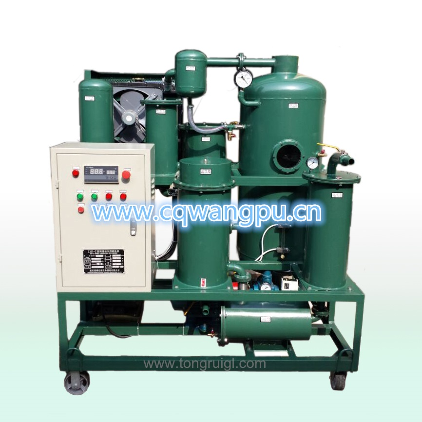 ZJD-C-50齿轮油滤油机