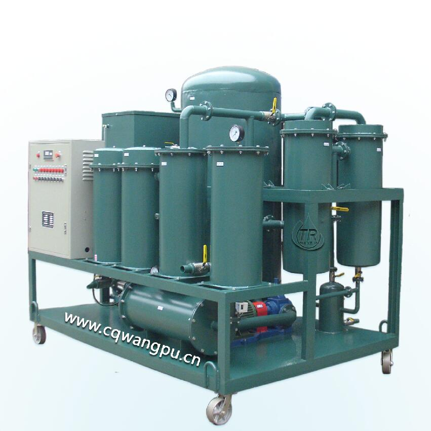 TR/ZJD-200真空脱水润滑油滤油机