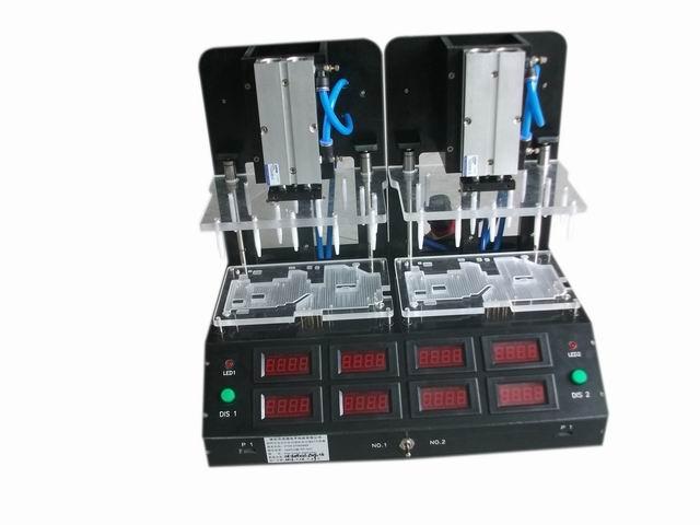 LCD电源测试气动夹具