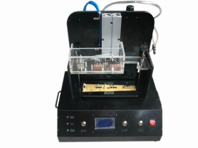 家电电路板单片机测试治具