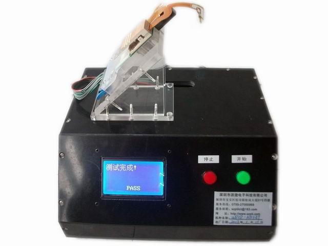 單片機軟板測試功能治具