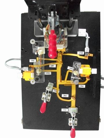 FPC軟板夾鎖測試治具