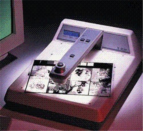 ZH9291数字式底片黑白密度计 美国