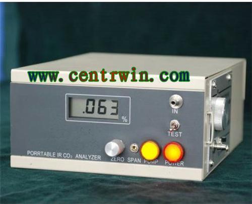 ZH7705便携式红外线CO2分析仪