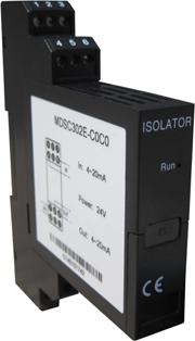 MDSC345E 系列电位器变送隔离器