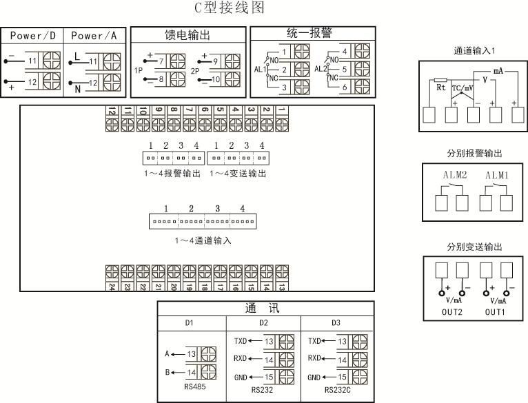 NHR-5740A-14-X/2/X/1PX-A