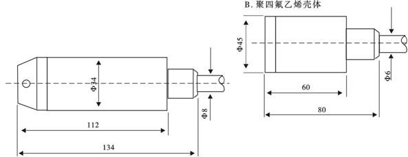 WTG-8010静压式液位计