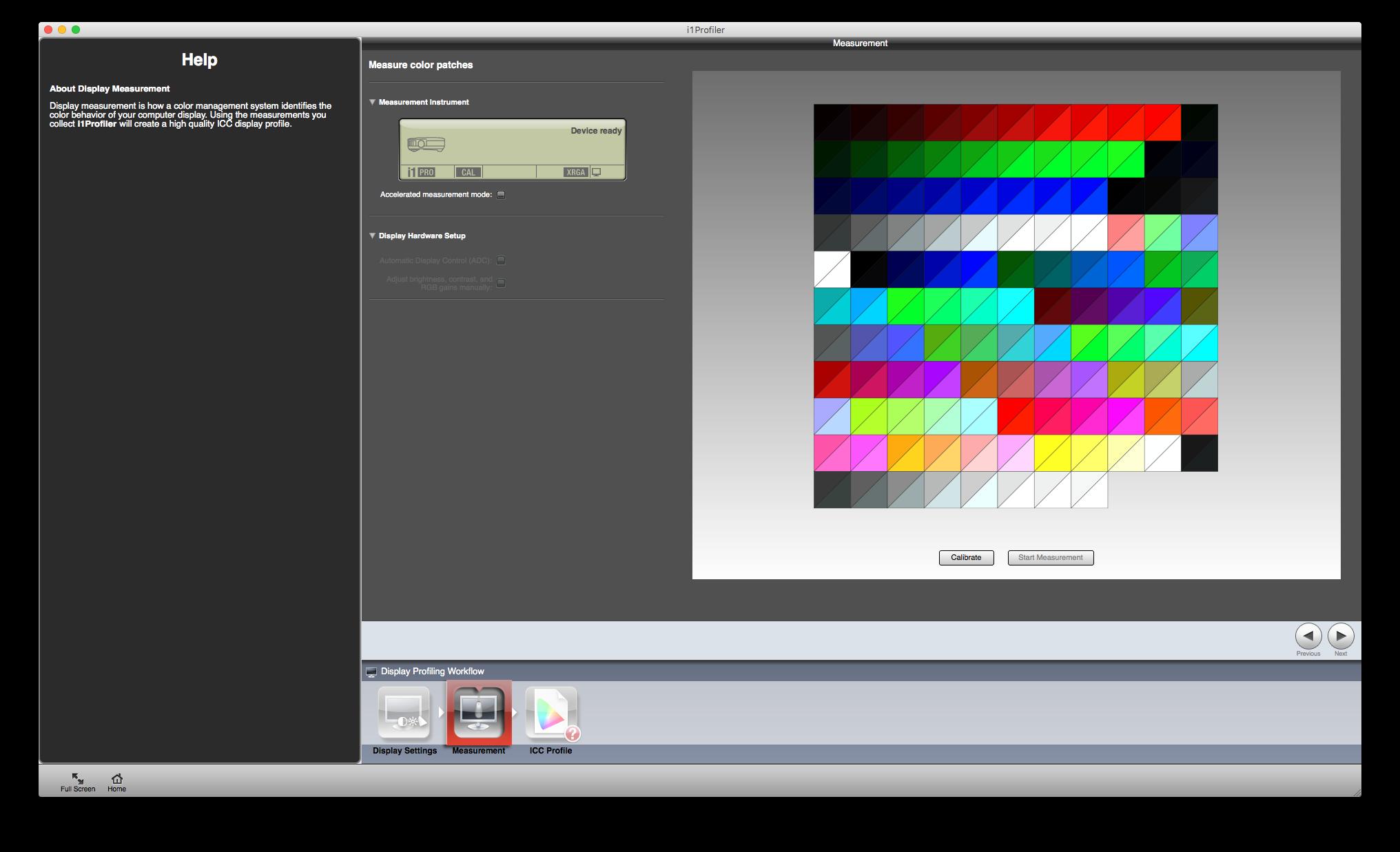 简单几步 搞定显示器色彩校准