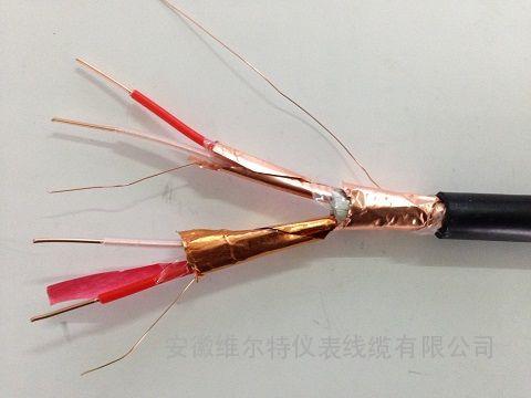ZR-DJFPVPR-2*2*1.0阻燃高温计算机屏蔽电缆