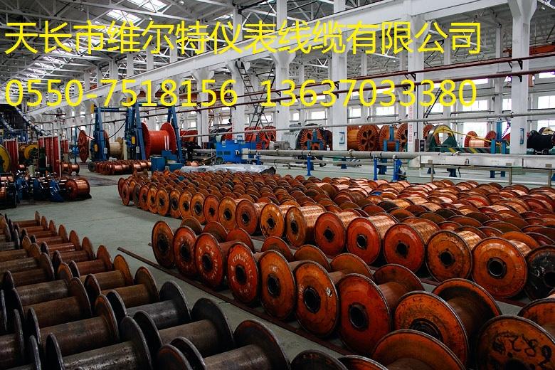 阻燃铠装控制屏蔽电缆ZR-KVVP22-10*2.5 【维尔特牌电缆】