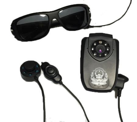 单警执法视音频记录仪DSJ-H5一体机执法记录仪