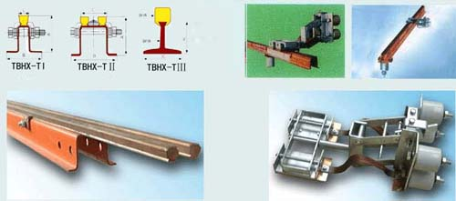 TJD-1200刚体集电器
